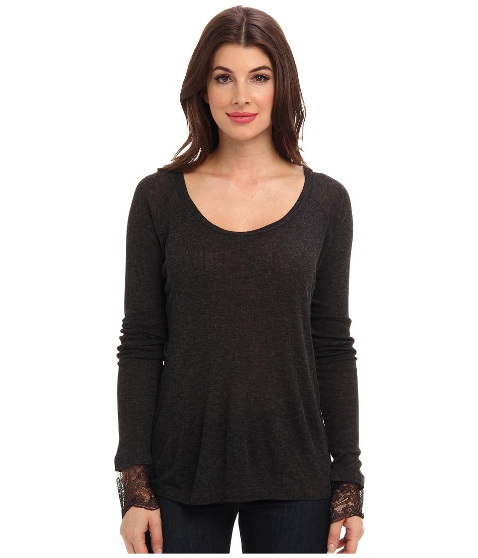 Diesel - T-Eletta Tee (Black) Women's T Shirt