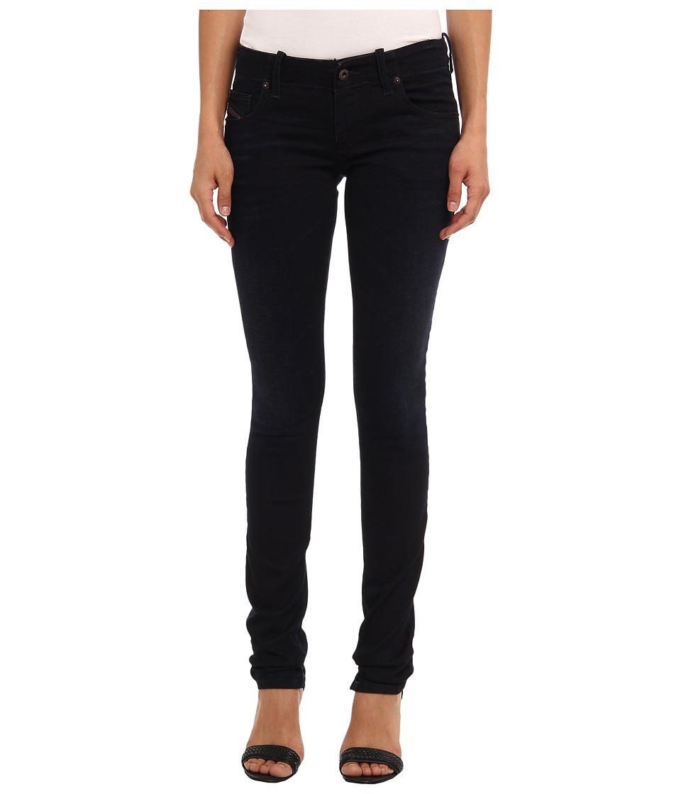 Diesel - Grupee Skinny 0608Y (Denim) Women's Jeans
