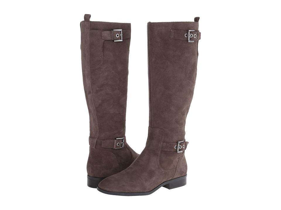Nine West - Bringit (Grey Suede) Women's Zip Boots