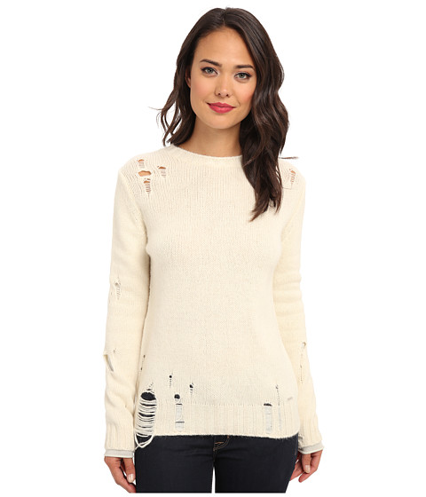 Diesel - M-Devesh Sweater (Cream) Women's Sweater