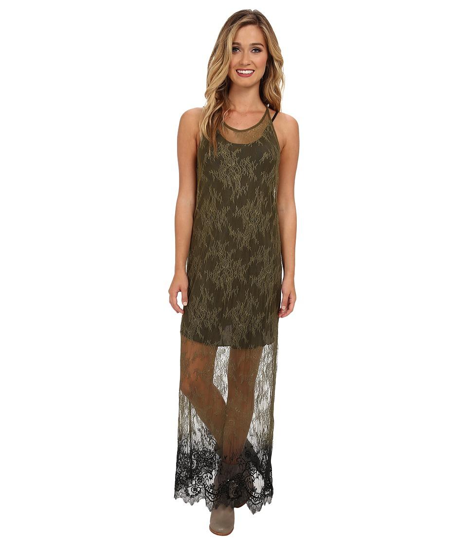 Diesel D-Lavinia Dress (Olive/Green) Women