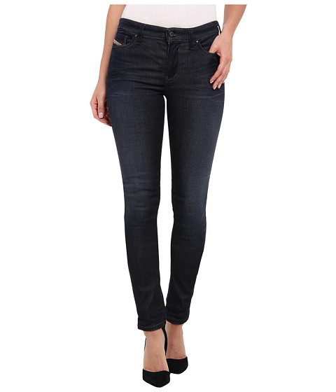 Diesel - Skinzee Super Skinny 834S (Denim) Women