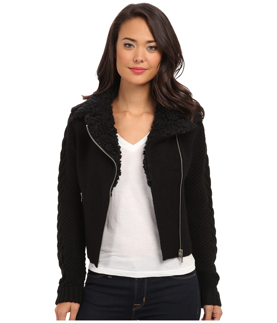 Diesel - M-Friz Jacket (Black) Women's Jacket