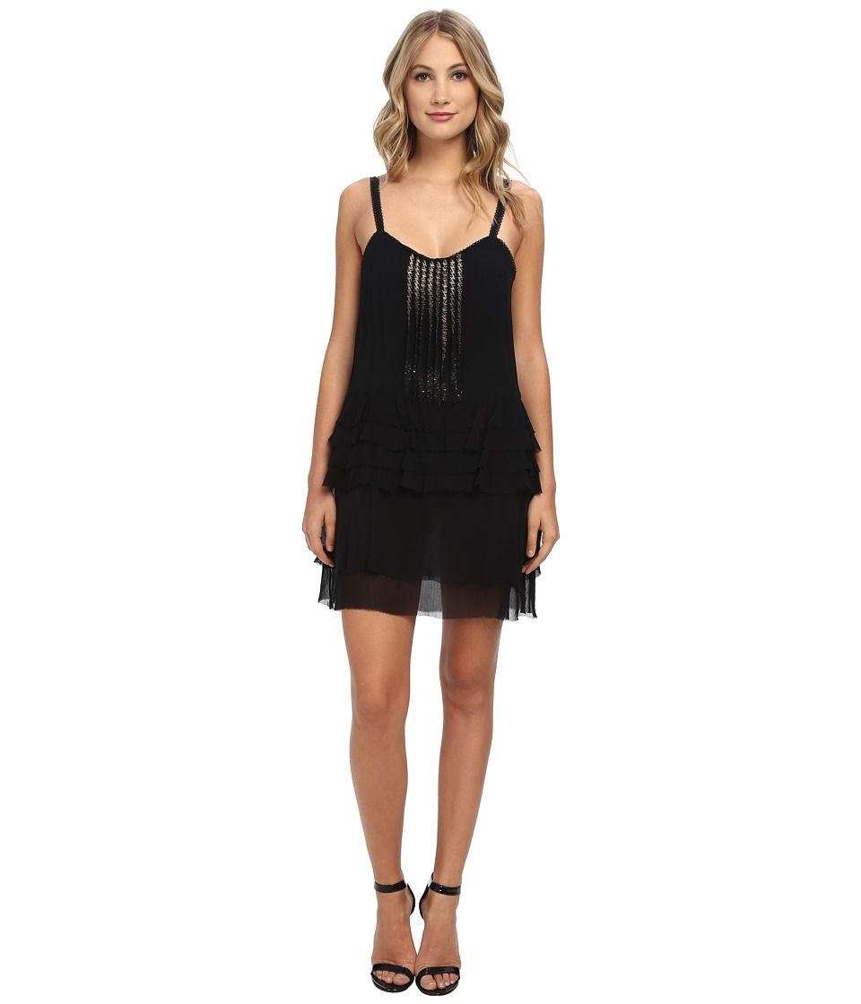 Diesel - D-Roxana Dress (Black) Women's Dress