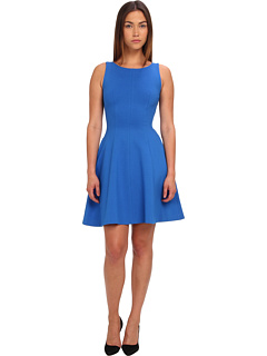 SALE! $94.99 - Save $203 on Rachel Roy Cut Back Dress (Athens Blue) Apparel - 68.12% OFF $298.00