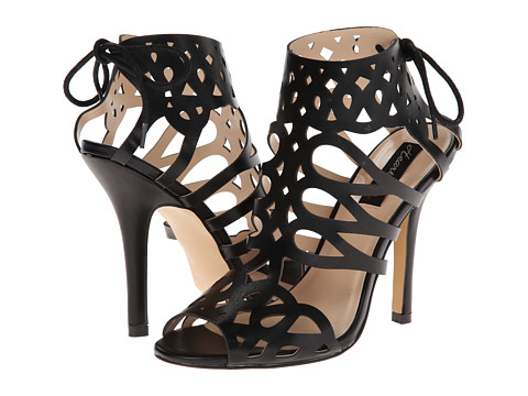 Heart Soul - Dooriya (Black) High Heels