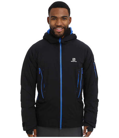 Salomon - Soulquest Bc Down Jacket (Black) Men's Jacket