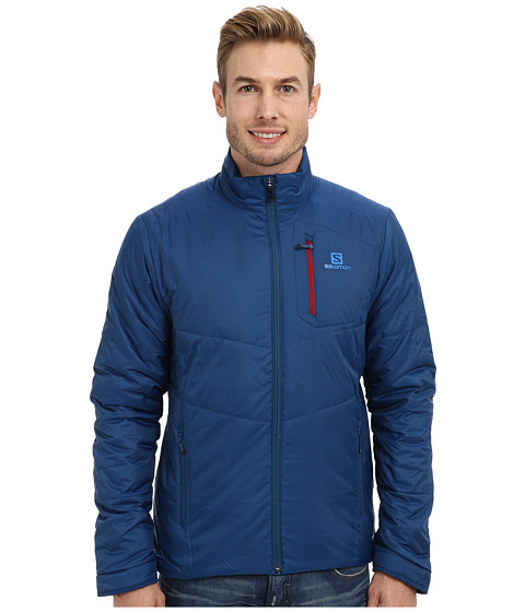 Salomon - Insulated Jacket (Midnight Blue) Men's Jacket