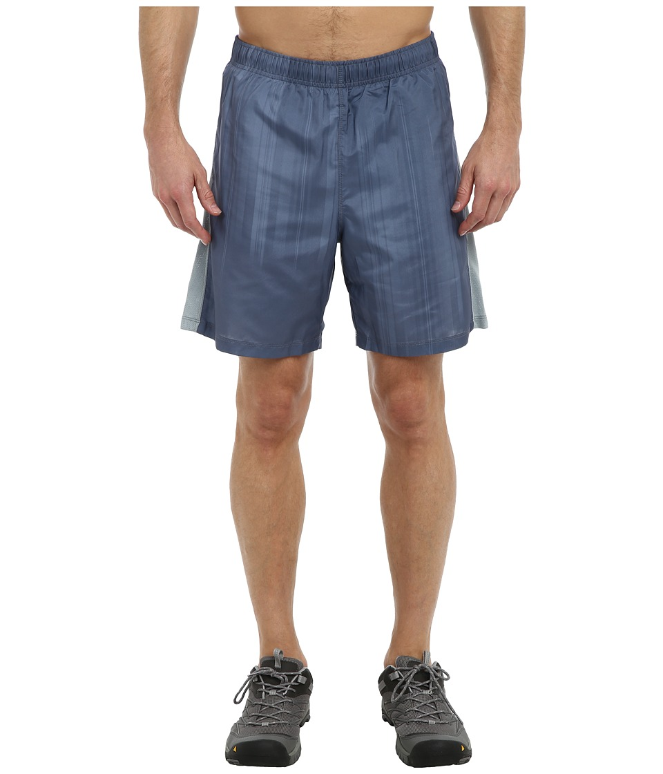 Salomon - Park 2-In-1 Short (Bleu Gris/Shadow Grey) Men's Shorts