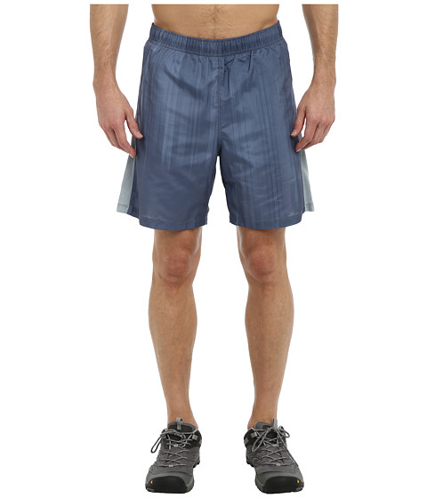 Salomon - Park 2-In-1 Short (Bleu Gris/Shadow Grey) Men