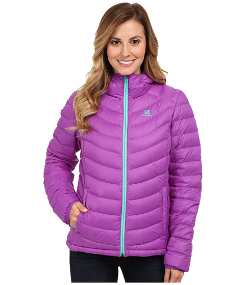 Salomon - Halo Down Hoodie II (Little Violette) Women
