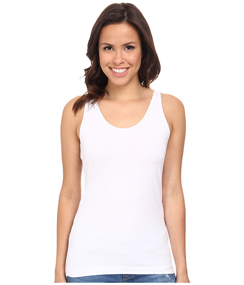 Tommy Bahama - Koko Jersey Tank Top (White) Women