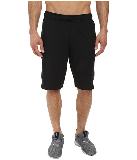 Nike - Hyperspeed Knit Camo Short (Black/Volt) Men's Shorts