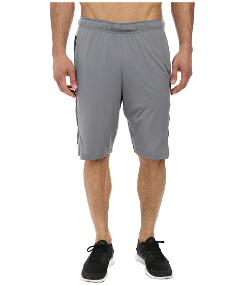 Nike - Hyperspeed Knit Camo Short (Cool Grey/Silver/Black) Men's Shorts