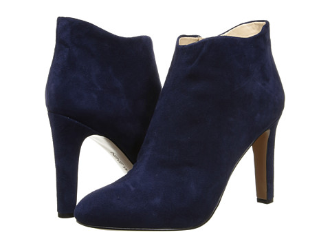 Nine West - Cozie (Navy Suede) Women