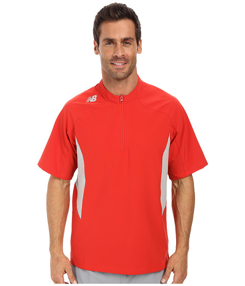 New Balance - S/S Ace Jacket (Team Red) Men's Workout