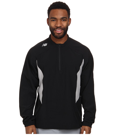 New Balance - L/S Ace Jacket (Team Black) Men
