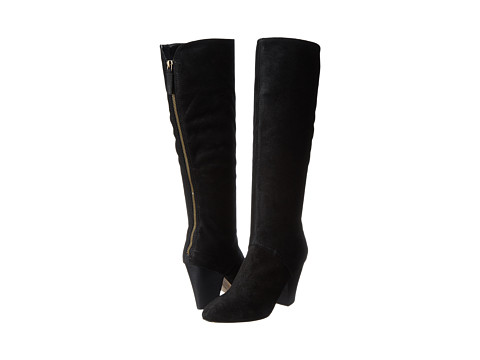 Nine West - Dude (Black Suede) Women's Boots