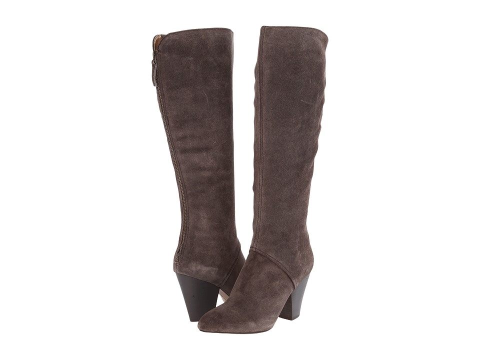 Nine West - Dude (Grey Suede) Women's Boots
