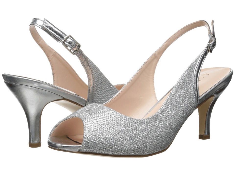 Coloriffics - Athena (Silver) High Heels