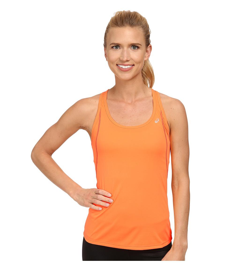 ASICS - Lite-Show Favorite Racerback (Fizzy Peach) Women's Sleeveless