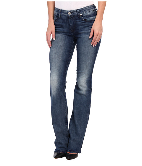 7 For All Mankind - Kimmie Bootcut in Lehrouche Authentic Blue (Lehrouche Authentic Blue) Women's Jeans