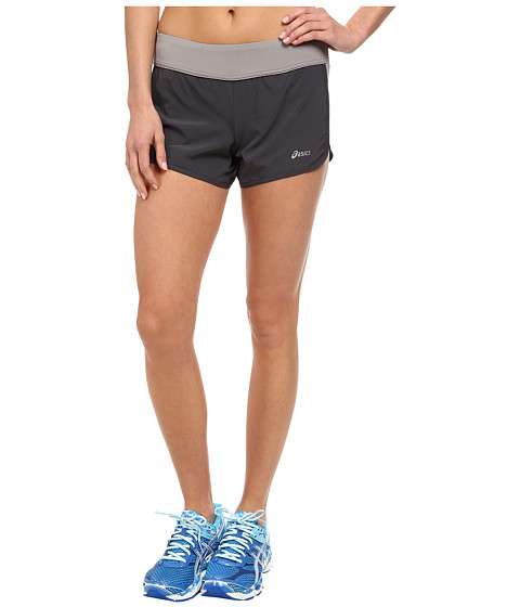 ASICS - Everysport Short (Steel/Frost) Women's Workout