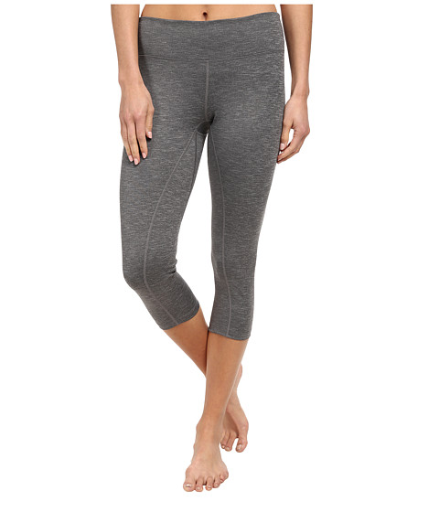 ASICS - PR Capri (Steel Heather) Women's Capri