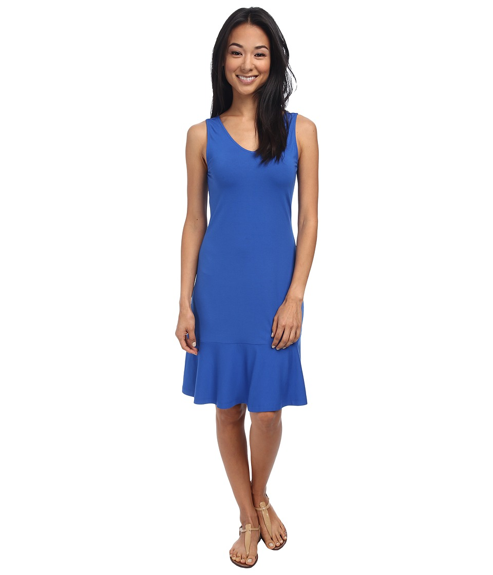 Tommy Bahama - Gower Jersey Sleeveless Dress (Blue Splash) Women's Dress