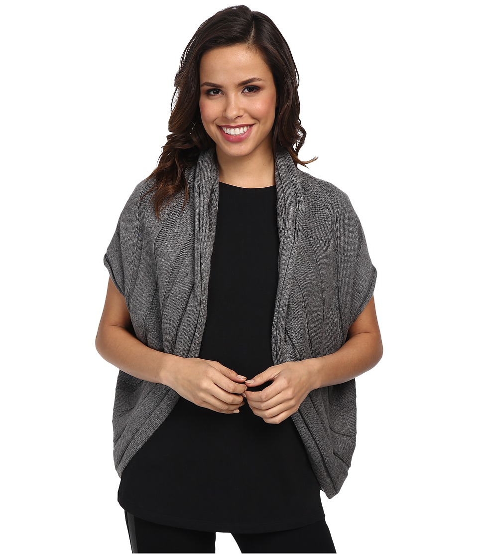 NIC+ZOE - Cocoon Cardy (Earl Grey) Women's Sweater