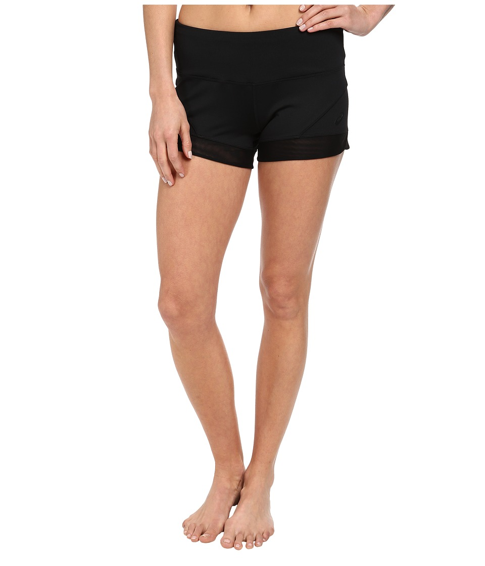 ASICS - Fit-Sana Booty Short (Performance Black) Women