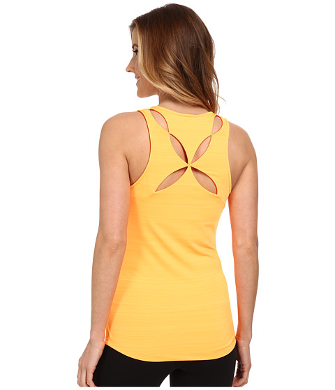 ASICS - Fit-Sana Contour Tank (Fizzy Peach) Women's Workout