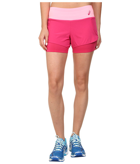 ASICS - Fit-Sana 2-N-1 Short (Ultra Pink) Women
