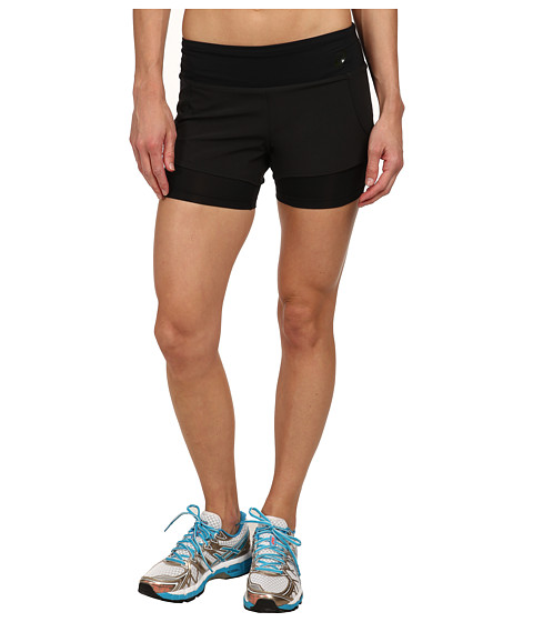 ASICS - Fit-Sana 2-N-1 Short (Performance Black) Women