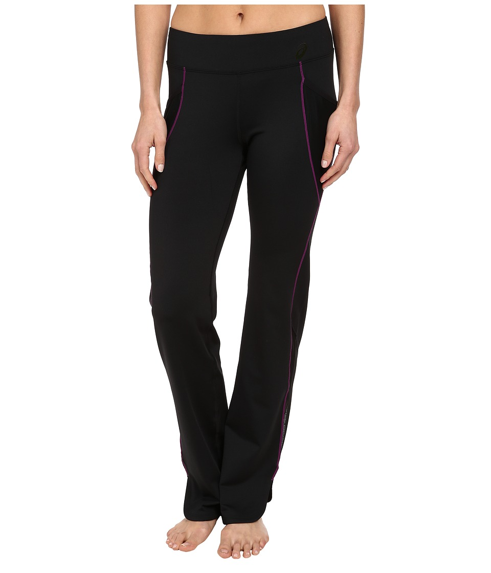 ASICS - Fit-Sana Scalloped Pant (Purple Magic) Women's Workout plus size,  plus size fashion plus size appare