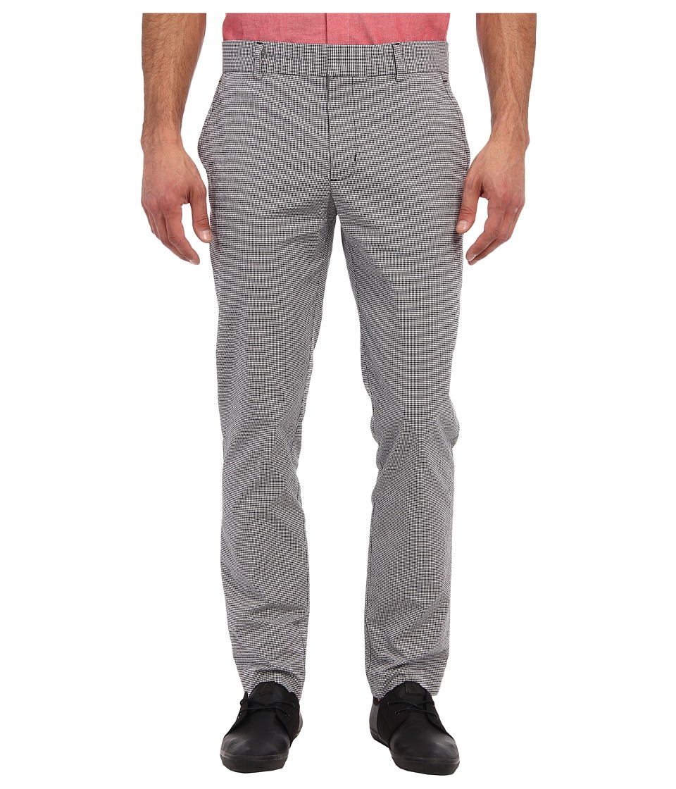 Mr.Turk - Cecil Trouser (Black) Men's Casual Pants