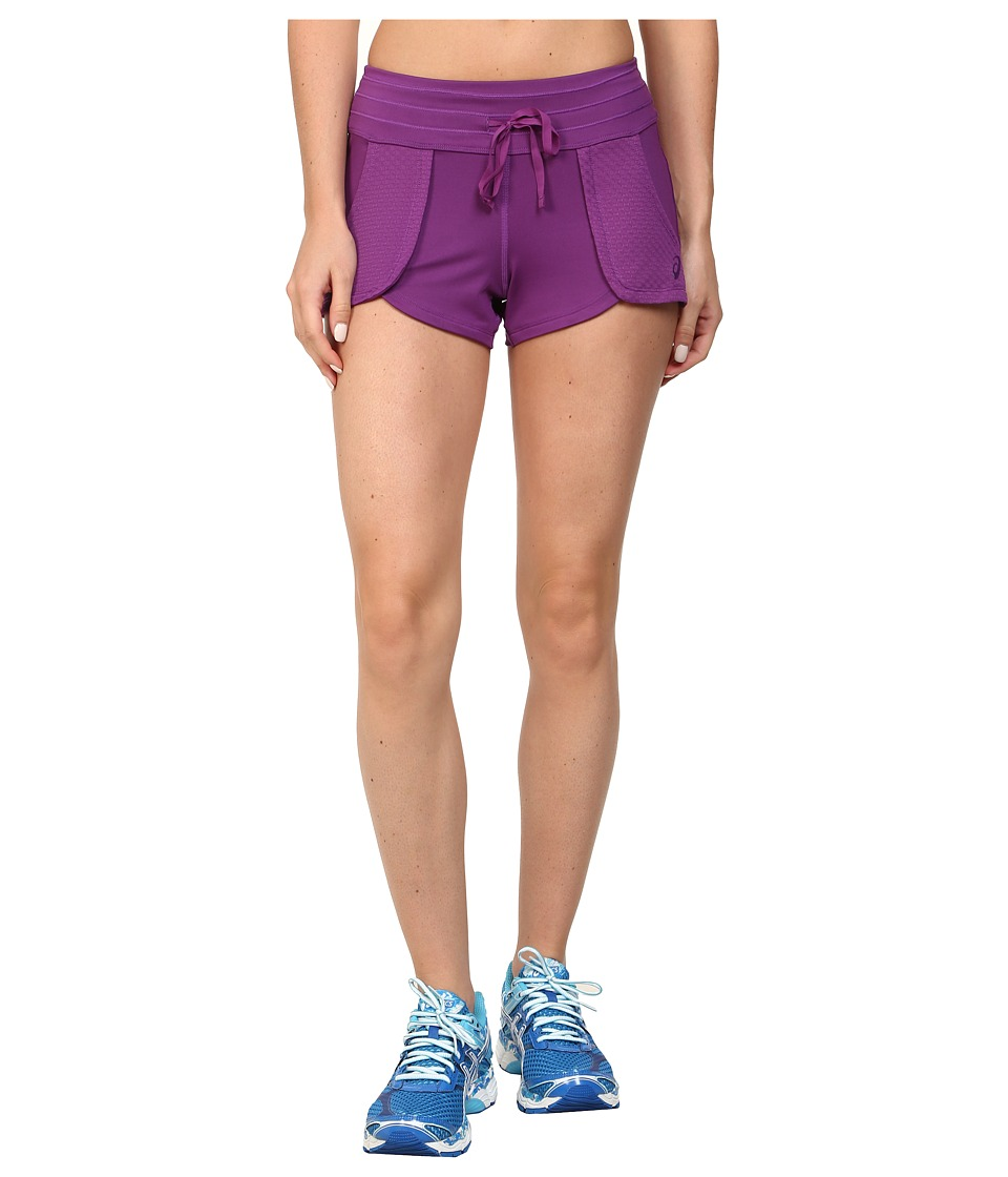 ASICS - Flex Short (Purple Magic) Women's Shorts