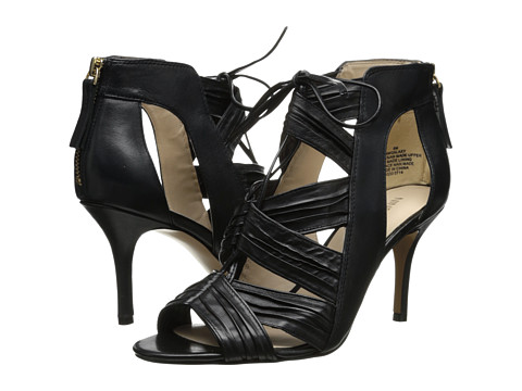 Nine West - Galaxy (Black Leather) Women