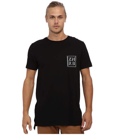 Zanerobe - Cube Pocket Tee (Black) Men