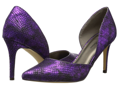 Michael Antonio - Lanza-Snake (Purple) High Heels