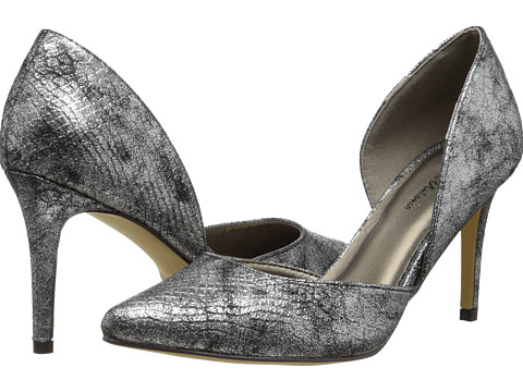 Michael Antonio - Lanza-Snake (Pewter) High Heels
