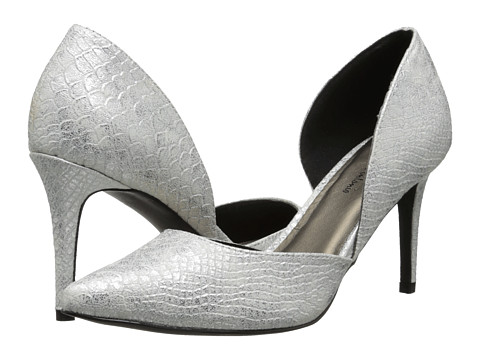 Michael Antonio - Lanza-Snake (White) High Heels