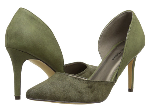 Michael Antonio - Lanza (Olive) High Heels