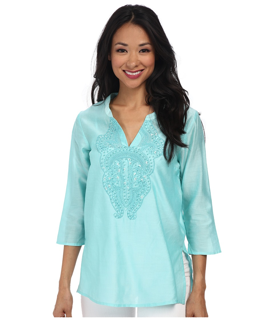 Tommy Bahama - Castello Voile Tunic (Lawn Chair) Women