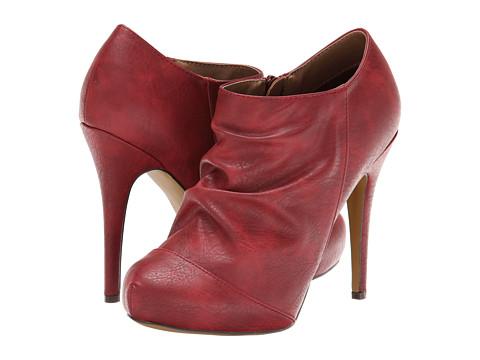 Michael Antonio - Vanish (Red) Women's Dress Zip Boots