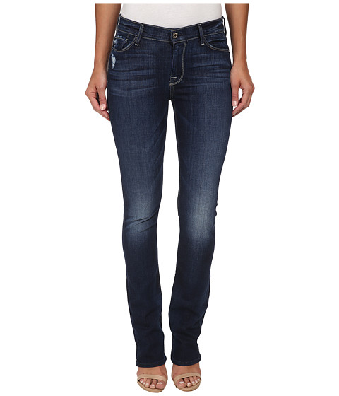 7 For All Mankind - The Skinny Bootcut in Monarq Blue (Monarq Blue) Women's Clothing