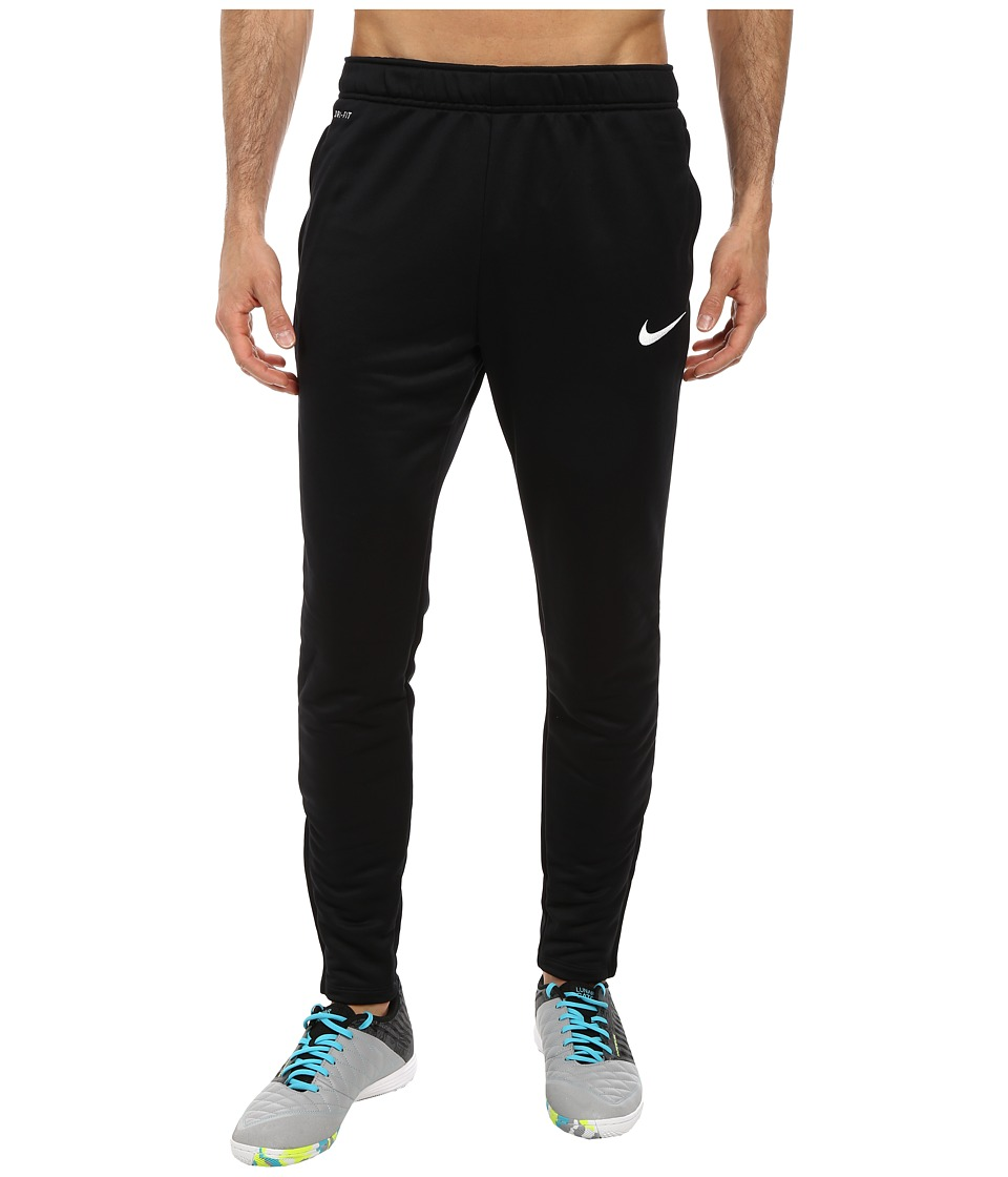 Nike - Academy Tech Pant (Black/White/White) Men's Workout
