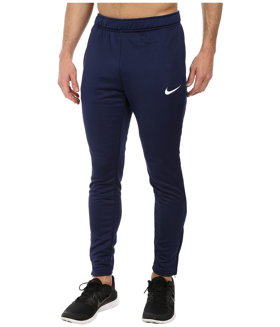 Nike - Academy Tech Pant (Midnight Navy/Light Photo Blue/White) Men's Workout