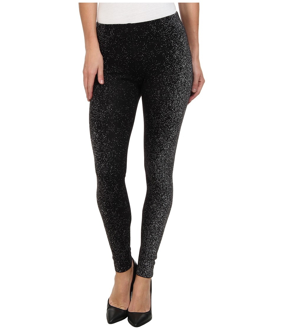 NIC+ZOE - Speckled Legging (Black Mix) Women's Casual Pants