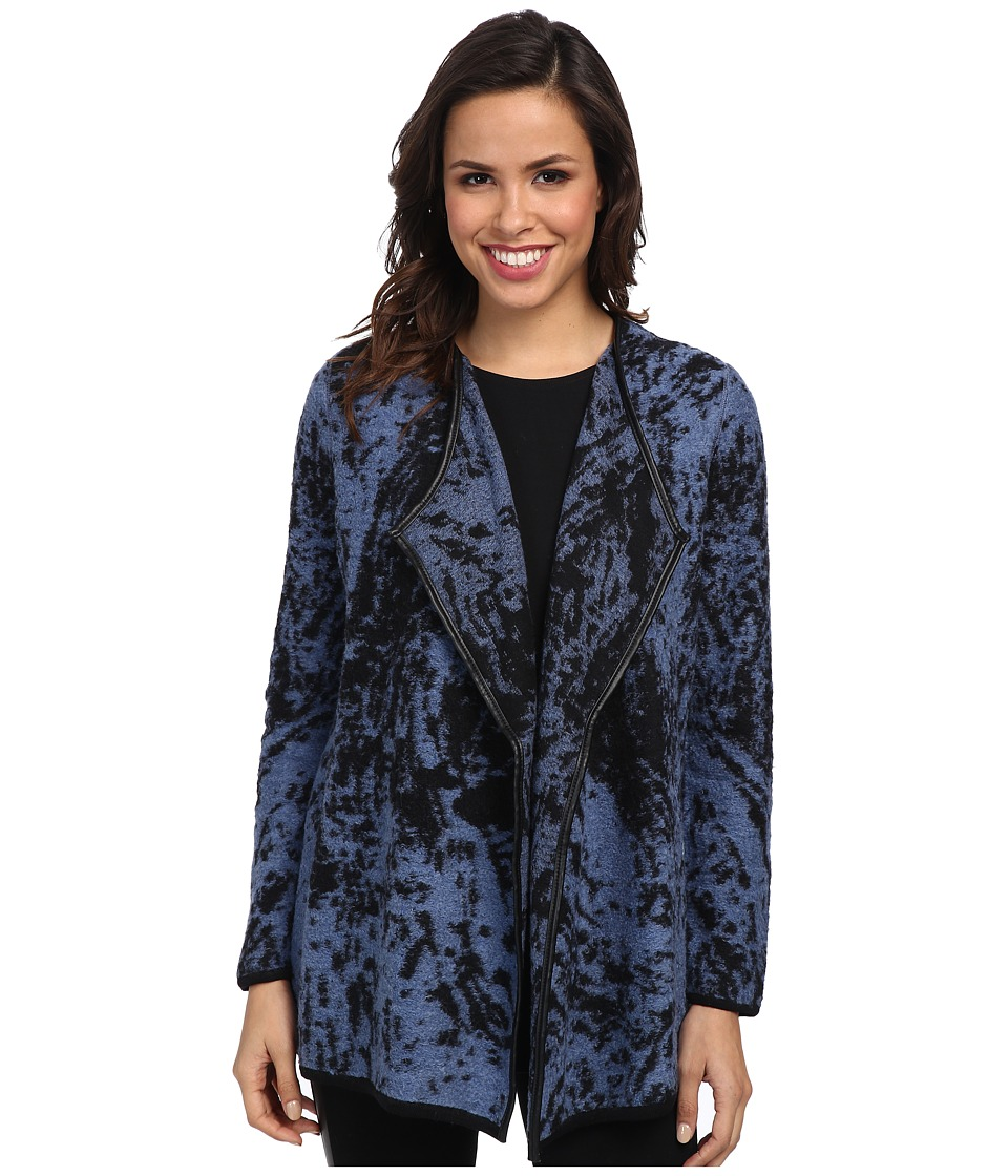 NIC+ZOE - Eclipse Jacket (Black Multi) Women's Coat